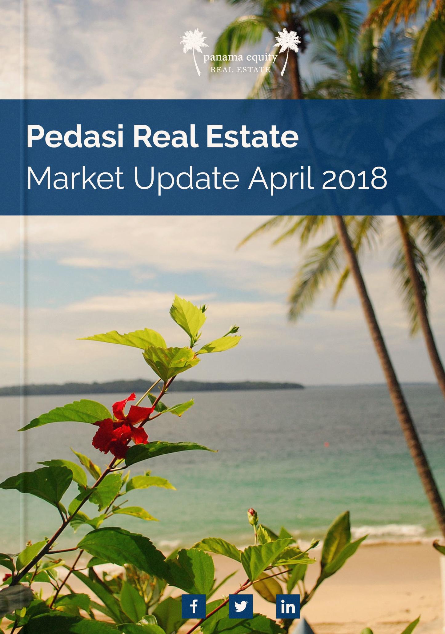 Pedasi Market Update 2018 - Panama Equity